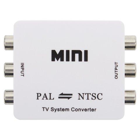 Конвертер PAL у NTSC Прев'ю 2