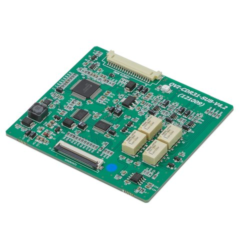 Коммутационная плата для видеоинтерфейса для Porsche 2010– с головным устройством CDR-3.1 Превью 2