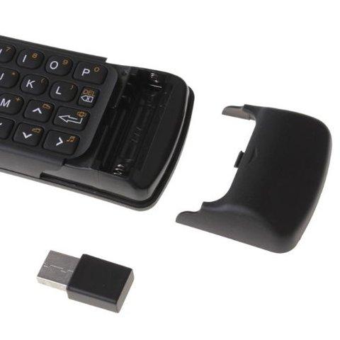 Бездротова клавіатура з функцією Air Mouse MINIX NEO A2 Прев'ю 5