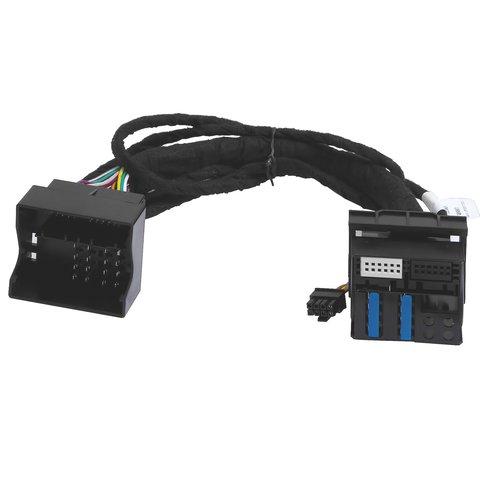 Адаптер подключения камеры заднего и переднего вида для Mercedes-Benz с системой NTG4.5 Превью 3