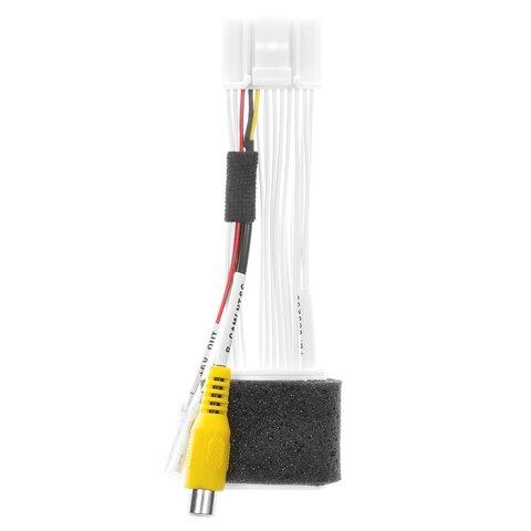 Кабель для подключения камеры в Lexus с медиа-навигационной системой Enform GEN8 Превью 1