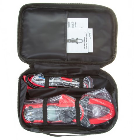 Цифрові струмовимірювальні кліщі UNI-T UT206A Прев'ю 4