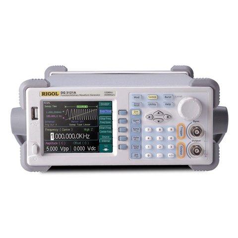 Универсальный генератор сигналов Rigol DG3101A Превью 1