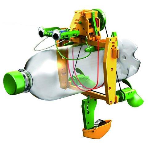Робот 6 в 1 на солнечных батареях, STEAM-конструктор CIC 21-616