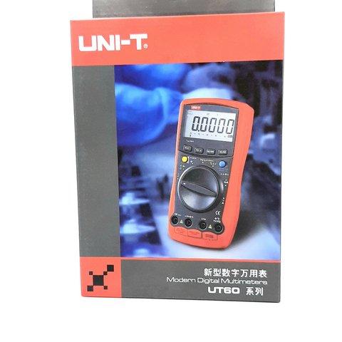 Цифровий мультиметр UNI-T UT60D Прев'ю 3