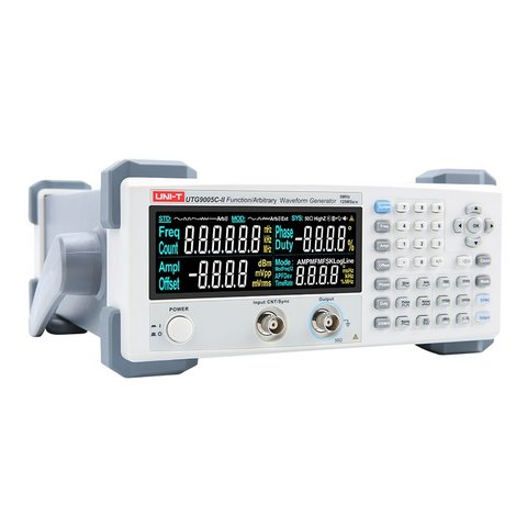 Генератор сигналів UNI-T UTG9005C-II Прев'ю 1