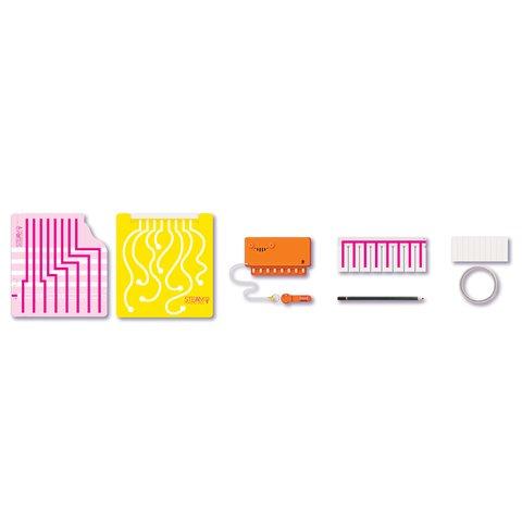STEAM-набор для девочек 4М Волшебная музыкальная цепь - /*Photo|product*/